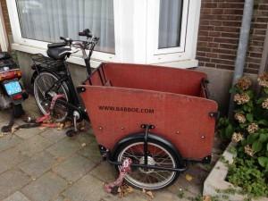 Bakfiet Amsterdam