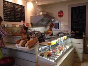 Broodje Bar Amsterdam