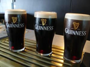 Guinnes Brauerei Dublin