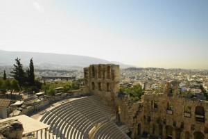 Städtetrip Athen Akropolis