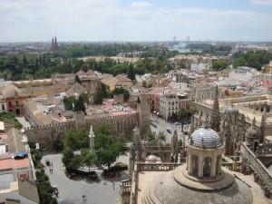 Städtetrip Sevilla