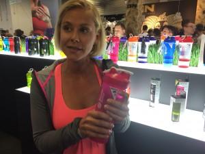 Leckere Shakes vor und nach dem Training mit der Blender Bottle