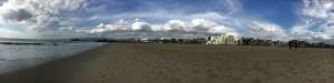 Panorama von Santa Monica